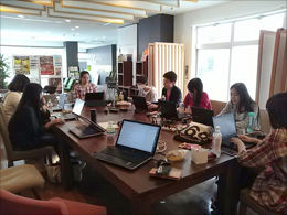 アドバンスト科目 実践ベンチャービジネス(ビジネスの現場で実践力を身につける特別な科目):静岡理工科大学 活動の様子(2014年度受講生)